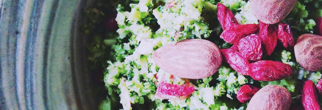Taboulé de brocoli – Recette végétale