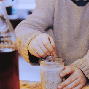 pudding graines de chia cru recette cuisine crue crusine végétal végétarien végétarisme cuisine saine naturopathie naturopathe
