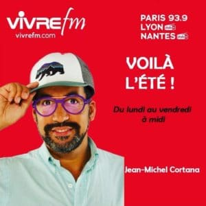 Jean Michel Cortana Vivre FM