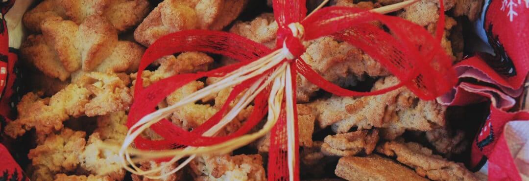 La recette des gâteaux de Noël santé + version vegan et intolérants