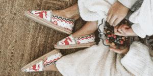 espadrilles chaussons made in france MIF cadeaux responsables sens éthique
