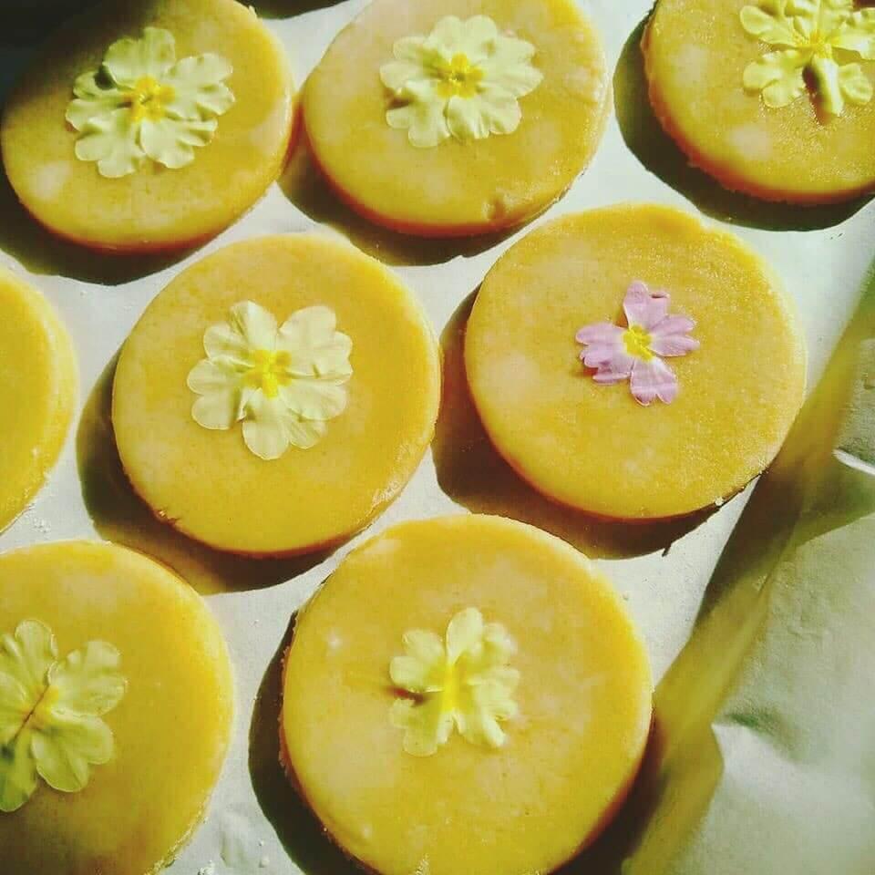 Primevères à déguster - Fleurs comestibles
